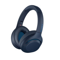 Sony WH-XB900N Active Noise Canceling Wireless Headphones - Blue