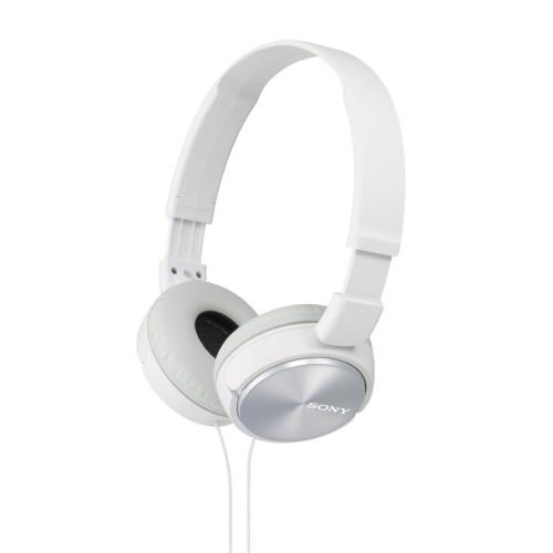 Стерео слушалки Sony MDR-ZX310APW - Бели