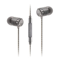 SoundMAGIC E11C HI-Fi In-Ear Headphones - Silver