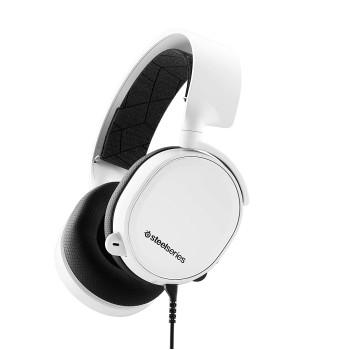 Геймърски слушалки SteelSeries ARCTIS 3 -  White Edition 2019
