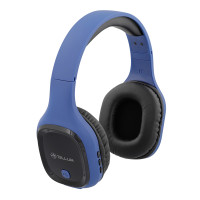 Tellur Pulse Bluetooth Over-Ear Headphones Blue