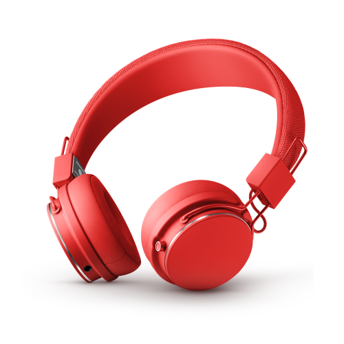 Bluetooth слушалки Urbanears PLATTAN 2 Wireless, tomato