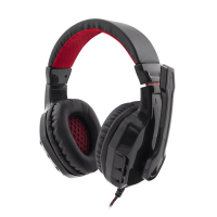 Геймърски слушалки White Shark GHS-1641 PANTHER, black