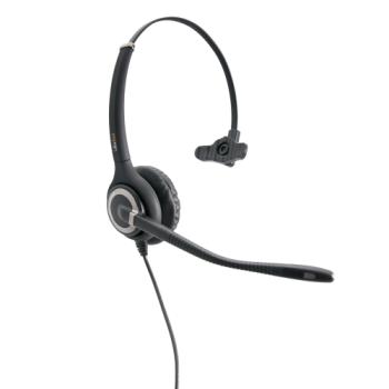 Слушалки с микрофон Axtel ELITE HDVoice QD Mono NC