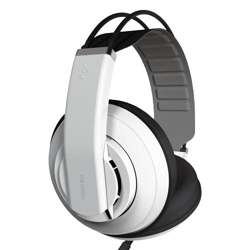 Superlux HD 681 EVO Deluxe бели